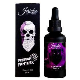 Jericho Premium Panther Beard Oil 50ml