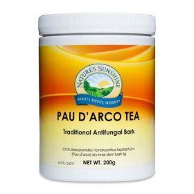 Nature's Sunshine Pau D'Arco Tea 200g - NSP1372