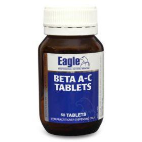 Eagle Beta A-C Tablets x 60 Tablets