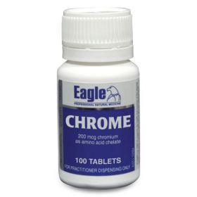 Eagle Chrome x 100 Tablets