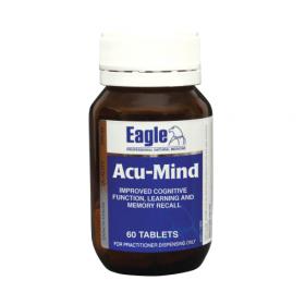 Eagle Acu-Mind x 60 Tablets