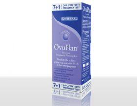 Ovuplan In Stream Planning Kit (7 Ovulation Test + 1 Pregnancy Test)