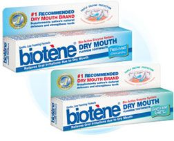 Biotene Dry Mouth MINT TOOTHPASTE