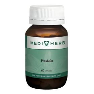 MediHerb ProstaCo 60 Capsules - MHPROST