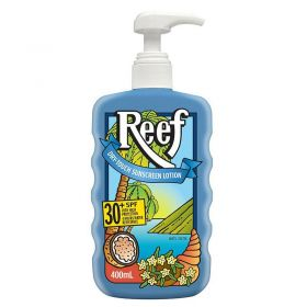 Reef Dry Touch Sunscreen Lotion SPF30+ 400ml