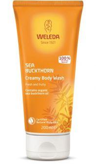 Weleda Sea buckthorn Creamy body wash 200 ml