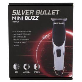 Trimmer Silver Bullet Mini Buzz