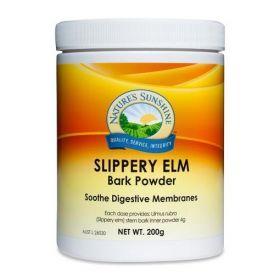 Nature's Sunshine Slippery Elm Bulk 200g - NSP1391