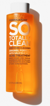 Formula 10.06 So Totally Clean Deep Pore Cleanser With Salicylic Acid 200ml