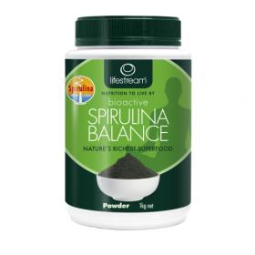 Lifestream Bioactive Spirulina Balance 1kg Powder - LMBSB1