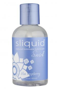 Sliquid Swirl Blue Raspberry 125ml - SQSWBRAS
