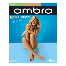 AMBRA Toeless BONDI BUFF MEDIUM