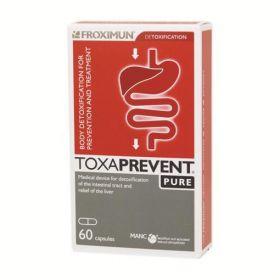 Bio-Practica Toxaprevent Medi Pure 60 Capsules - BTTPP60