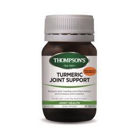 Thompson's Turmeric Joint Support 30 Tablets - TMTJS30