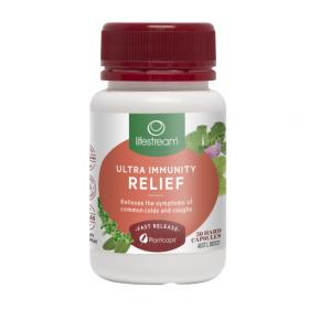 Lifestream Ultra Immunity Relief 30 Capsules - LMUIR30