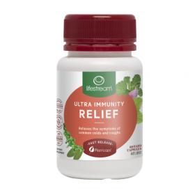 Lifestream Ultra Immunity Relief 60 Capsules - LMUIR60