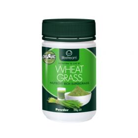 Lifestream Wheat Grass 100g Powder - LMWG100