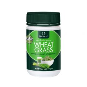 Lifestream Wheat Grass 120 Capsules - LMWG120