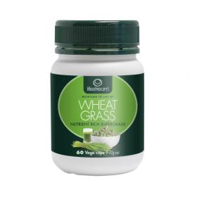 Lifestream Wheat Grass 60 Capsules - LMWG60