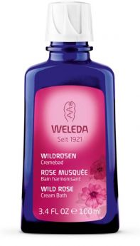 Weleda Wild rose Cream bath 100 ml