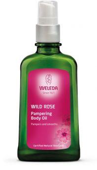 Weleda Wild rose Pampering body oil 100 ml