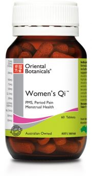 Oriental Botanicals Women's Qi x 60 Tablets