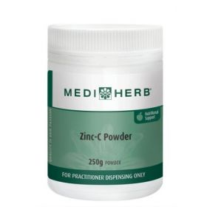 MediHerb Zinc-C Powder 250g - MHZCP250