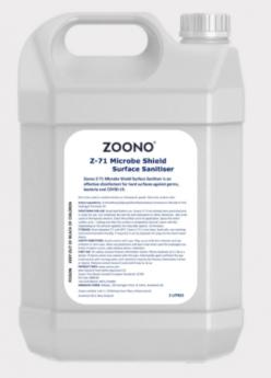 Zoono Microbe Shield Surface Sanitiser Bulk 5L (Z71)
